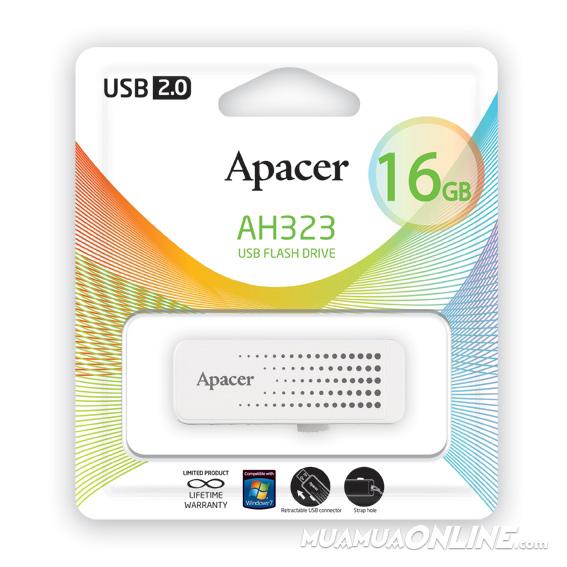 Usb Apacer 16Gb Ah323
