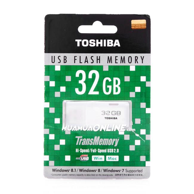 Usb Hayabusa Toshiba 32Gb Chính Hãng Fpt