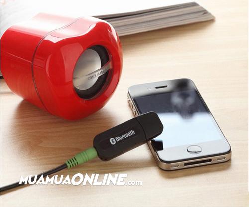 Usb Bluetooth Mz-301 Chuyển Loa Thường Thành Loa Bluetooth