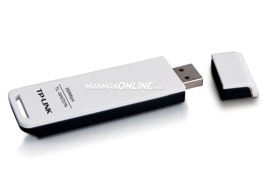 Usb Thu Bắt Sóng Wifi Tp-Link Wn727N Chính Hãng