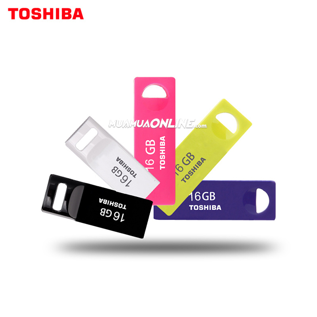 Usb Toshiba Enshu 4Gb Chính Hãng Fpt