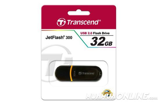 Usb Transcend 32Gb Jf300
