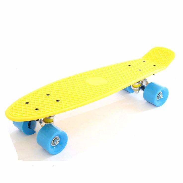 Ván Trượt Skate Board Có Đèn