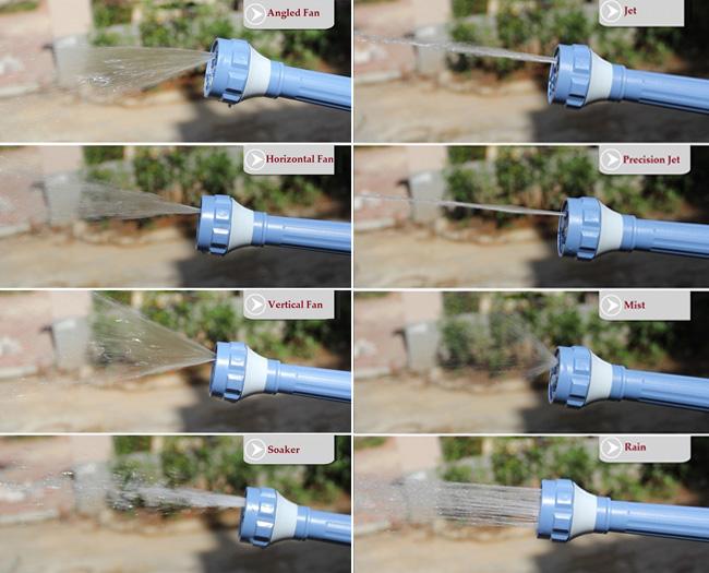 Vòi Xịt Nước Tăng Áp Ez Jet Water Canon 8 Trong 1